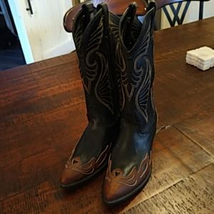 Laredo womens cowgirl boots 8